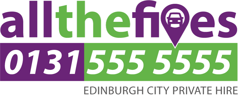 All The Fives Offering A Private Hire Taxi Service in Edinburgh